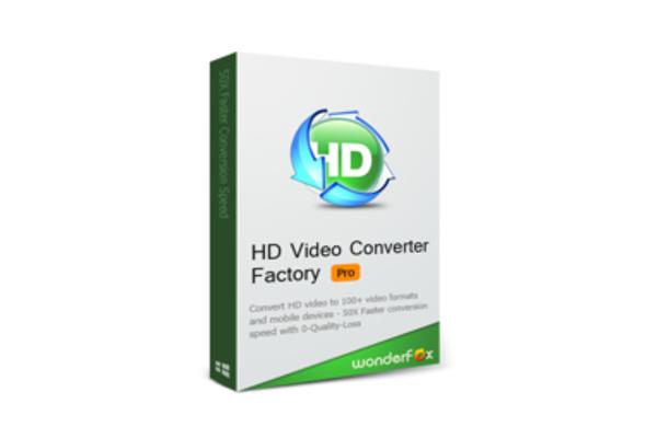『WonderFox HD Video Converter Factory Pro』ってどんなソフト?